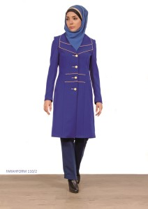 لباس فرم اداری بانوان